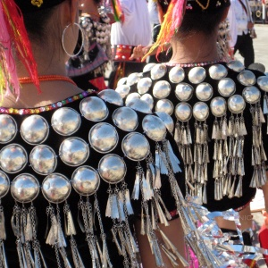 Kachin Manau Festival   MYANMAR