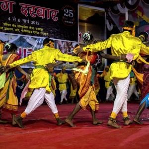 Dang Darbar Festival   INDIA