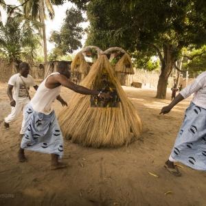 Ouidah Vudù Festival   BENIN