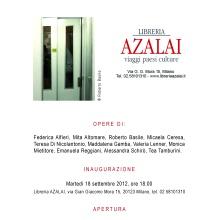 MILANO, Libreria Azalai | Viaggi, specchi, orizzonti, 2012