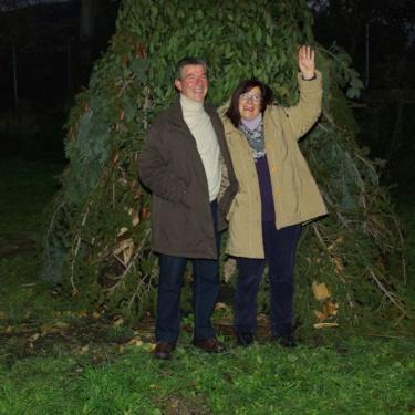 Fuoco di Sant'Antonio 2011