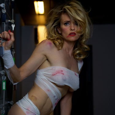 And... now stop with violence on Me bastard....feat JUSTINE MATTERA