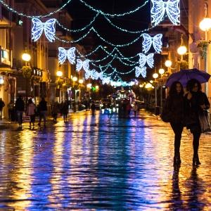 Dicembre 2016 - Crotone sotto la pioggia