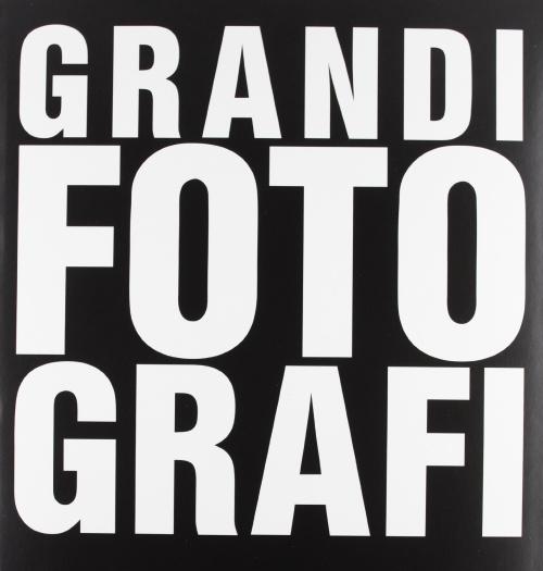 Incontri ravvicinati con i Grandi della Fotografia