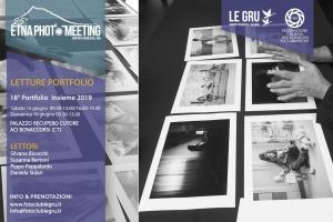 25° ETNA PHOTO MEETING  Gruppo Fotografico Le Gru (Valverde CT) 14-16 giugno 2019