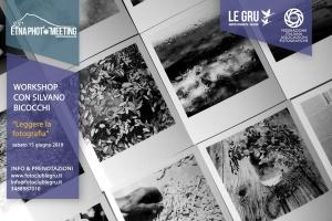 15.06.2019 - Workshop con Silvano BICOCCHI - Leggere la fotografia