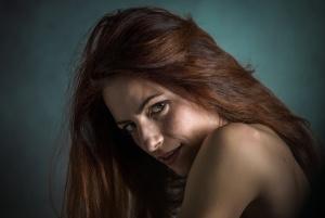 Shooting fotografico con modella Donna Alessandra a cura di Paolo LATERZA - 30 marzo 2019