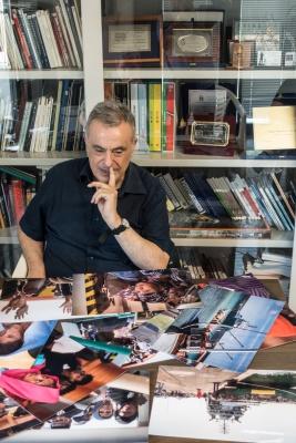 """""""La costruzione del Portfolio ed il concetto del Tempo, secondo Pippo Pappalardo"""" a cura di V. Gerbasi - 22.06.2019"""