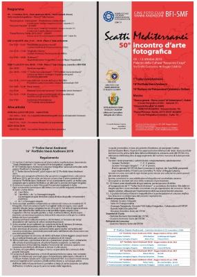 Scatti Mediterranei (Reggio Calabria, 12-13 ottobre 2019)
