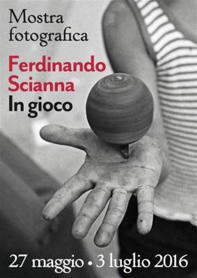 Ferdinando Scianna a cura di Giuliano Monterosso - 27.05.2016