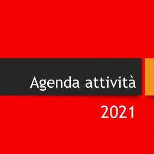 Agenda attività 2021