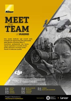 MEET THE TEAM by Nikon, 21.10.2021