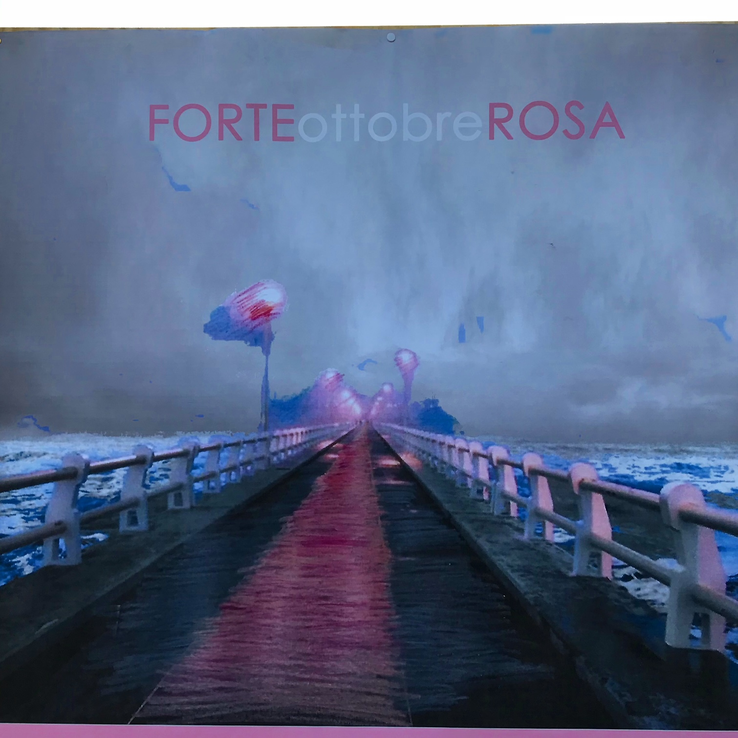 """"""" forteOTTOBRErosa """" Forte dei Marmi (LU) - Italia"""