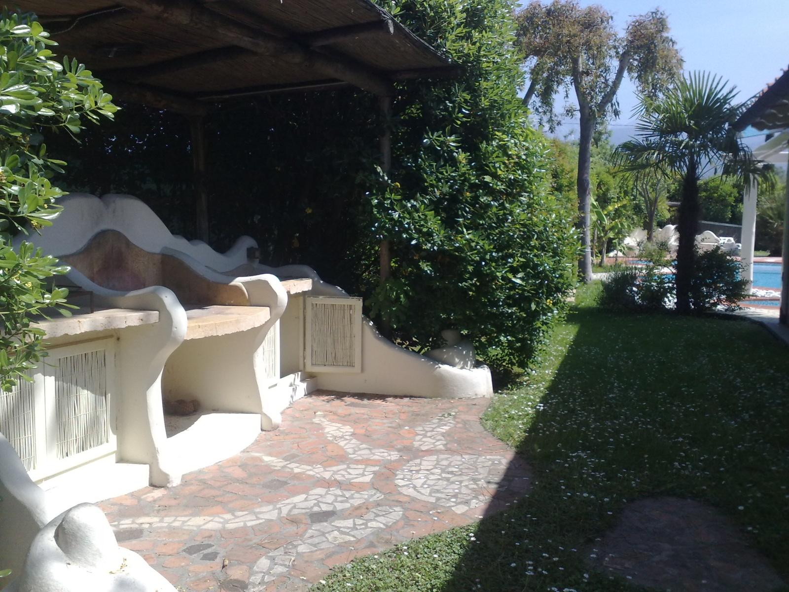 "Villa ""VERSILIANA"" Marina di Pietrasanta (LU) - Italia - Villa VERSILIANA Marina di Pietrasanta (LU) - Italia"