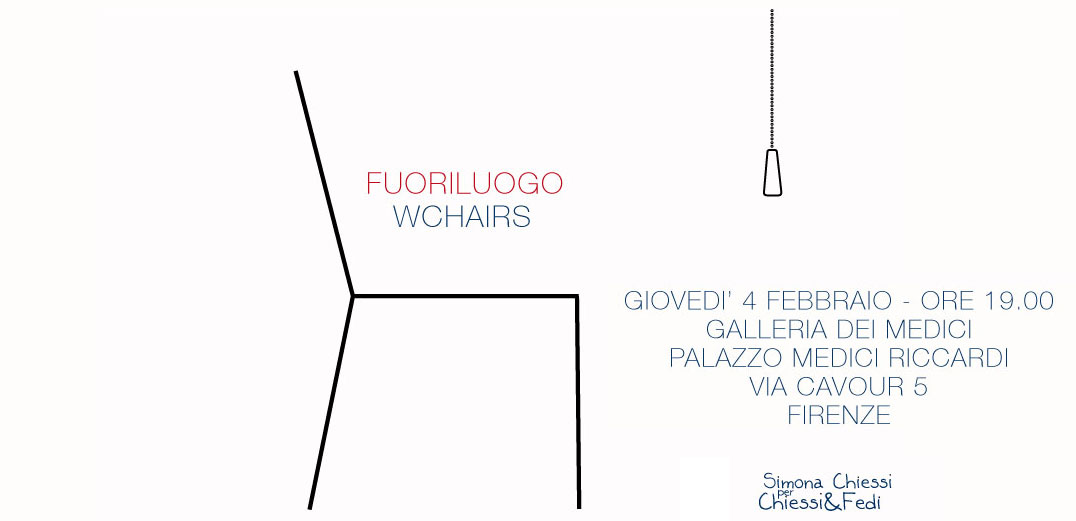 "FUORILUOGO WCHAIRS 2010 - Firenze - Italia - FUORILUOGO WCHAIRS 2010 ""Guarda come Gongolo"""