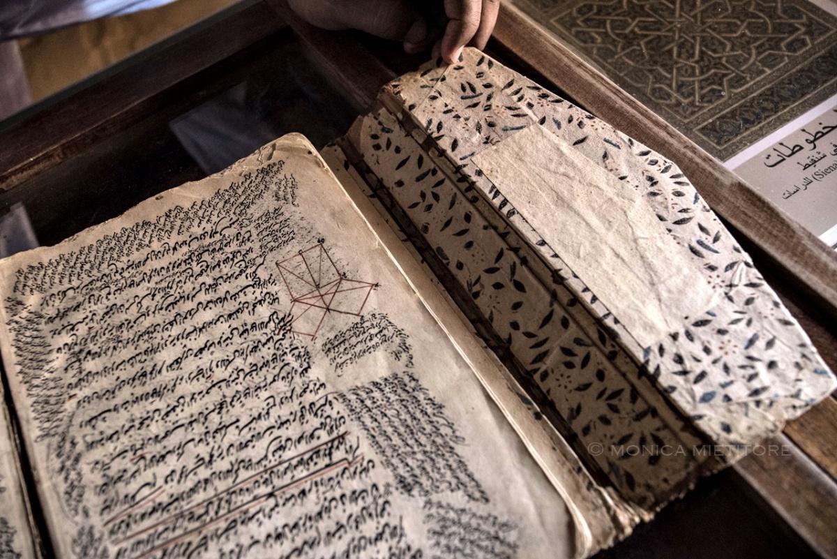 BIBLIOTECHE DEL DESERTO