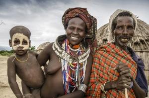 VALLE DELL'OMO   ETIOPIA