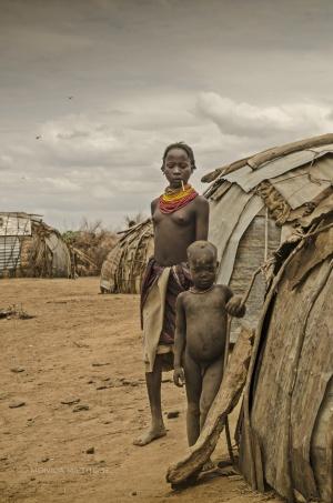 ETIOPIA. VALLE DELL'OMO