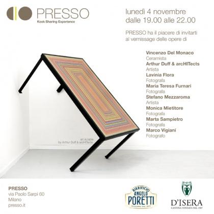 MILANO, Presso | 2013-2014