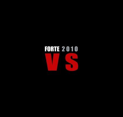FORTE 2010 VS